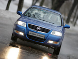 Nissan Almera Classic (B10/N17) 2006 pictures
