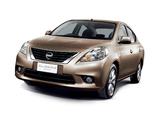 Nissan Almera (B17) 2011 images
