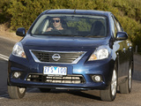 Nissan Almera AU-spec (B17) 2012 photos
