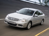 Nissan Almera RU-spec (G11) 2012 wallpapers