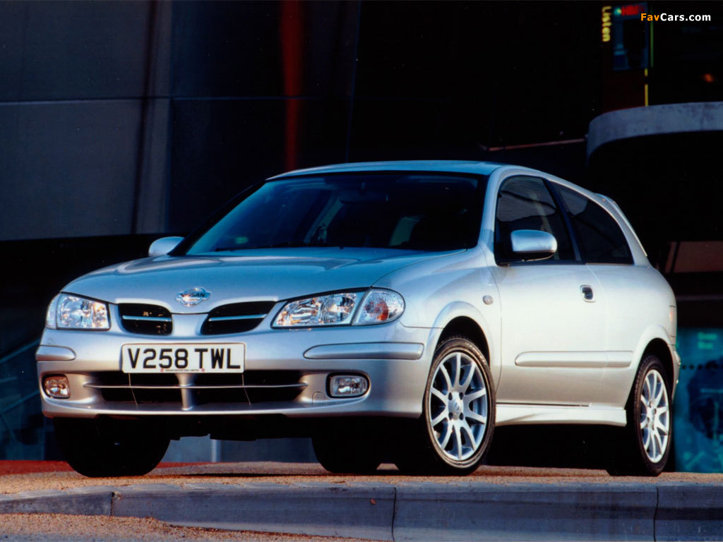 Pictures of Nissan Almera 3-door (N16) 2000–03 (1024 x 768)