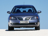 Pictures of Nissan Almera 3-door (N16) 2003–06