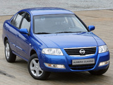 Pictures of Nissan Almera Classic (B10/N17) 2006
