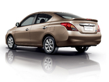 Pictures of Nissan Almera (B17) 2011