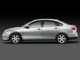 Pictures of Nissan Almera RU-spec (G11) 2012