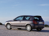 Nissan Almera 3-door (N16) 2003–06 wallpapers