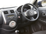 Nissan Almera AU-spec (B17) 2012 wallpapers