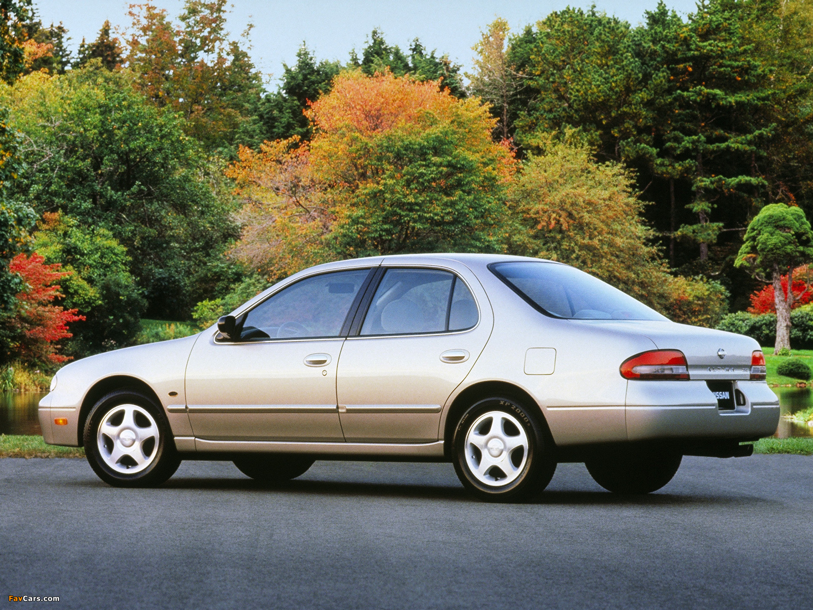 Images Of Nissan Altima 1997 98 1600x1200