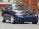 Images of Nissan Altima SE-R 2002–06