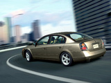 Images of Nissan Altima 2002–06