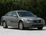 Images of Nissan Altima Hybrid Test Vehicle (L32) 2007