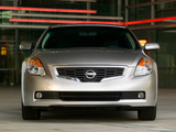 Images of Nissan Altima Coupe (U32) 2007–09