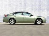 Images of Nissan Altima Hybrid (L32) 2007–09