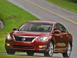 Images of Nissan Altima (L33) 2012