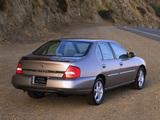 Nissan Altima 2001–02 photos