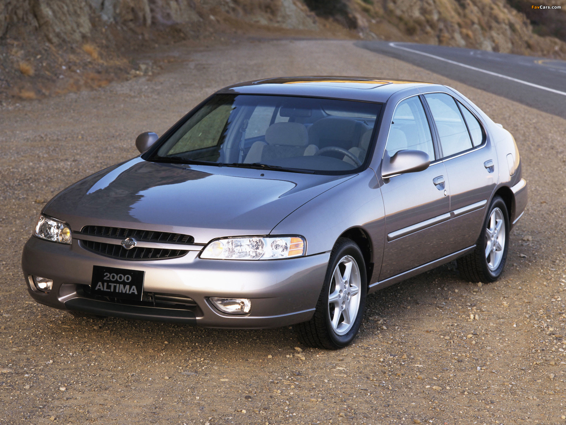 Nissan Altima 2001 02 Pictures 1920x1440