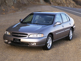 Nissan Altima 2001–02 pictures