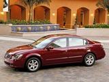 Nissan Altima SE-R 2002–06 images