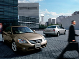 Nissan Altima 2002–06 photos