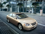 Nissan Altima 2002–06 pictures