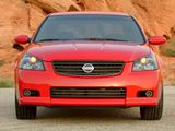 Nissan Altima SE-R 2002–06 wallpapers