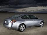 Nissan Altima 2006–09 photos