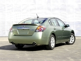 Nissan Altima Hybrid (L32) 2007–09 photos