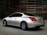 Nissan Altima Coupe (U32) 2007–09 pictures