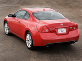 Nissan Altima Coupe (U32) 2007–09 wallpapers