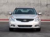 Nissan Altima (L32) 2009–12 images