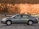 Nissan Altima Hybrid (L32) 2010–12 images