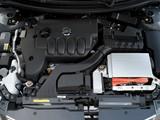 Nissan Altima Hybrid (L32) 2010–12 pictures