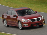 Nissan Altima (L33) 2012 wallpapers