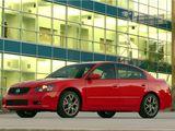Photos of Nissan Altima SE-R 2002–06