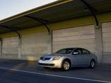 Photos of Nissan Altima 2006–09