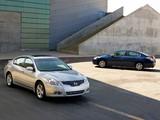 Photos of Nissan Altima (L32) 2009–12
