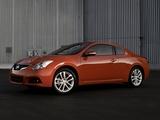 Photos of Nissan Altima Coupe (U32) 2009