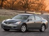 Photos of Nissan Altima Hybrid (L32) 2010–12