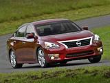 Photos of Nissan Altima (L33) 2012