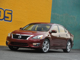 Photos of Nissan Altima (L33) 2012