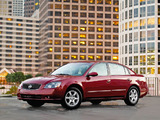 Pictures of Nissan Altima SE-R 2002–06