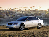Pictures of Nissan Altima 2002–06