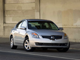 Pictures of Nissan Altima 2006–09