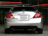 Pictures of Nissan Altima Coupe (U32) 2007–09