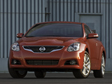 Pictures of Nissan Altima Coupe (U32) 2009