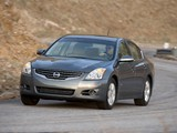 Pictures of Nissan Altima Hybrid (L32) 2010–12