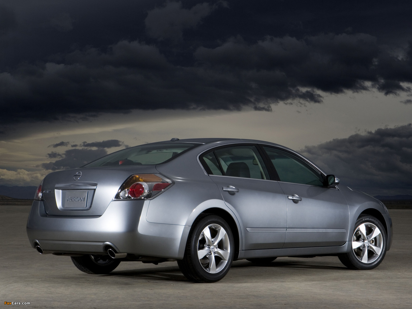 Nissan Altima 2006 09 Wallpapers 1600x1200