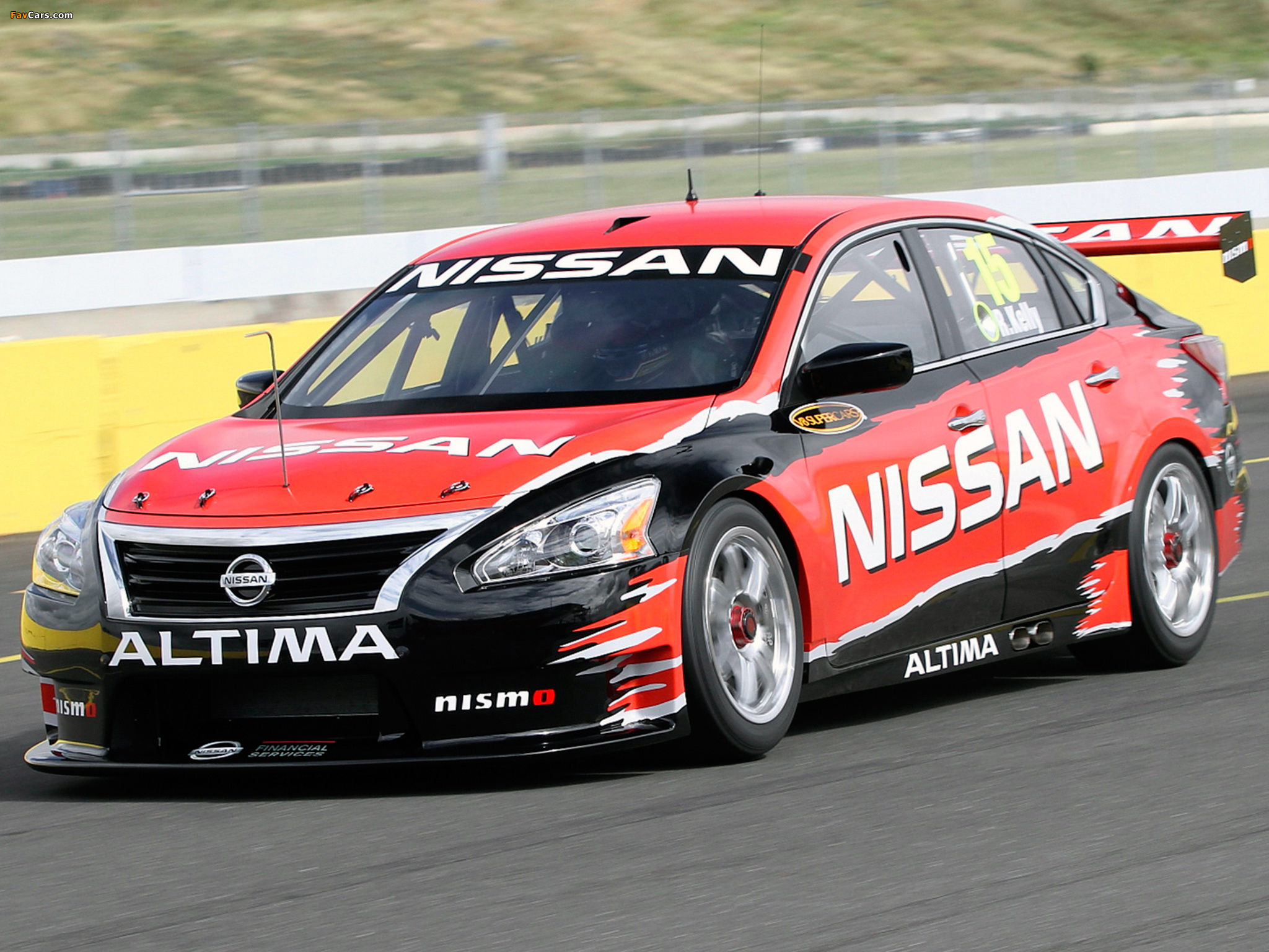 Nissan altima v8 supercar l33 2012 wallpapers 2048x1536 - 2048 supercars ...
