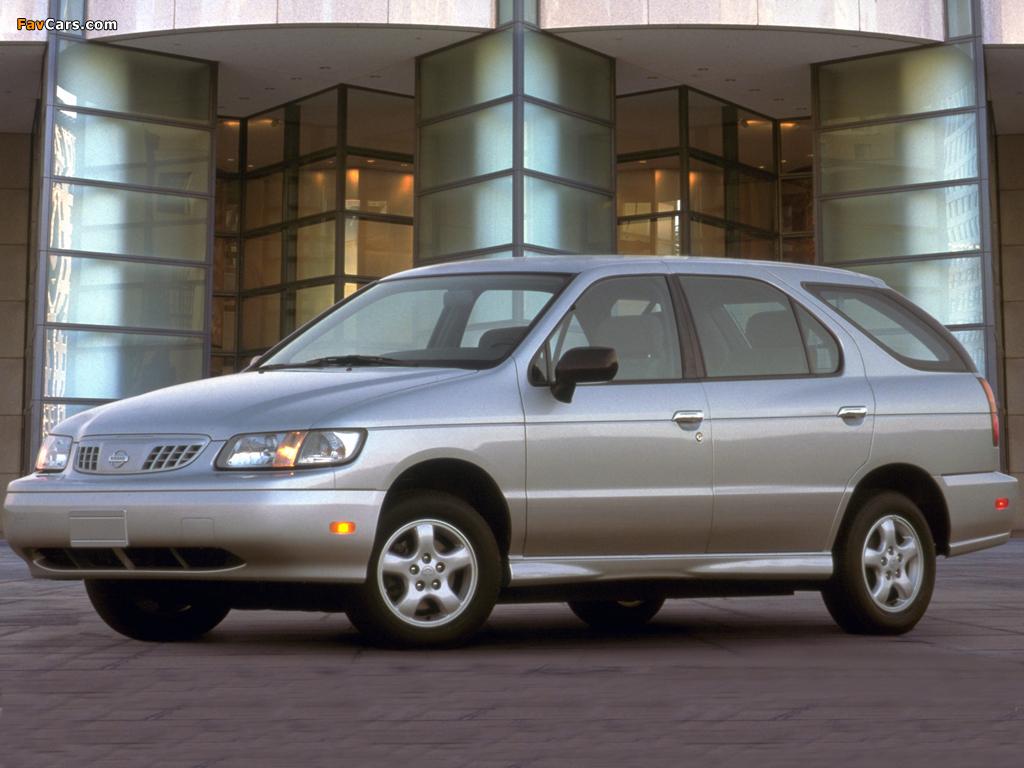 Images of Nissan Altra EV 1998–2002 (1024 x 768)
