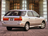 Photos of Nissan Altra EV 1998–2002